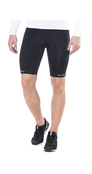 X-Bionic Trail Running Effektor Power Pants Short Men Charcoal/Black